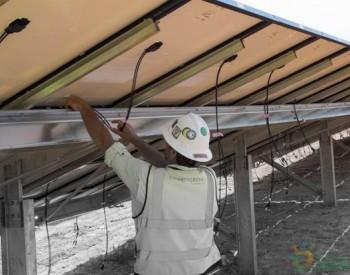独家翻译|Solar FlexRack向美国北卡罗来纳州大型光伏项目供应<em>太阳能</em>支架