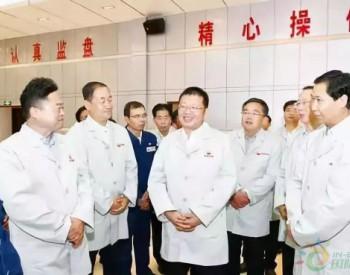 中国石油天然气集团有限公司总经理章建华到格尔木进行调研