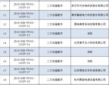 国网江西2018年第一次电商化单一来源<em>采购</em>项目成交结果
