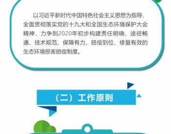 一张图解读《北京市<em>生态环境损害赔偿</em>制度改革工作实施方案》