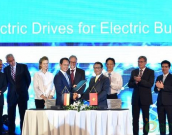 越南Vinfast与<em>西门子</em>合作制造电动公交车