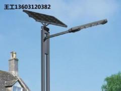 张家口农村太阳能路灯锂电6米全套价格