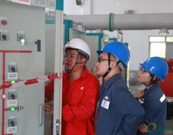 贵港压气站外电工程谢村—贵港压气站110千伏线路工程投运