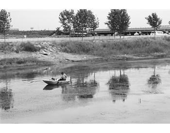 沧州市<em>河流污染</em>问题表面整改
