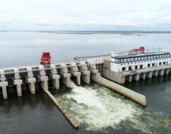 柬埔寨最大<em>水电</em>工程桑河二级水电站投产发电