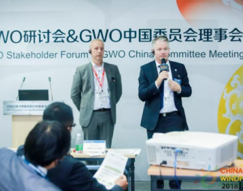 GWO研讨会在京召开 我国风电人员安全与技能培训取得关键进展