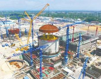 中广核用40年时间成长为我国最大、全球<em>第三</em>大核电企业