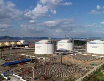 发电需求大增 保障冬季用气 浙江省单日<em>LNG外输气量</em>一月两破记录