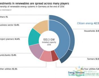 能源转型 <em>传统电力</em>企业无法全面调头?