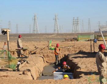 甘肃省首个240MWh电网侧<em>储能</em>项目在瓜州县开建