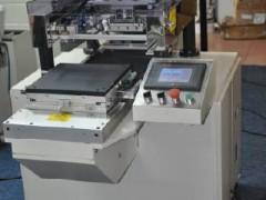 染料敏化太阳能电池薄膜电极专用,高精密丝网印刷机