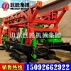 拖车式液压钻塔1000米磨盘钻机SPJ-1000千米水井钻机