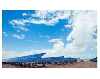 黑龙江:光伏发电项目助力贫困户致富攻坚
