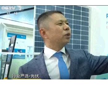 央视专访:天合光能董事长兼首席执行官高纪凡