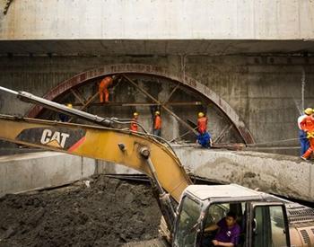 <em>苏通GIL综合管廊工程</em>隧道工程通过验收