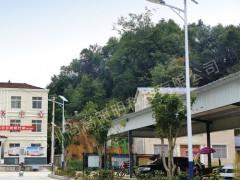 重庆6米太阳能路灯