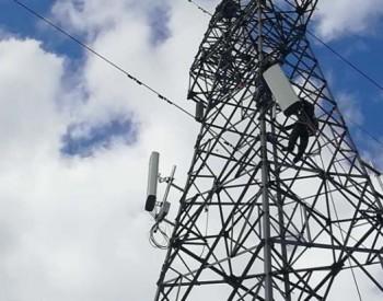 山西首座电力与通信业务<em>共享电力铁塔</em>开始运行