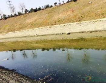 环能股份合肥王建沟流域水体改善项目调试成功