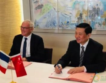 歷史性突破!外資首次參與中國海上風電項目