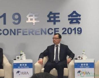 博鳌声音   三一集团总裁唐修国:加快线上业务、数字化智能部署