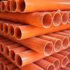 北京市通州生产扩口式橘红色cpvc电力管质优价廉
