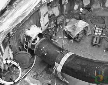 中俄天然气管道工程进展顺利
