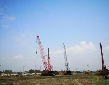 孟加拉<em>艾萨拉姆项目</em>提前完成1号锅炉区域桩基施工