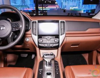长城汽车在2019上海车展发布P系列皮卡