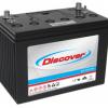 Discover蓄电池EV深循环系列扫地车洗地机专用