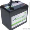 Discover蓄电池EVGT6A-A/6V260AH价格