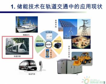 北交大杨中平:<em>锂电池</em>在轨道交通上的应用