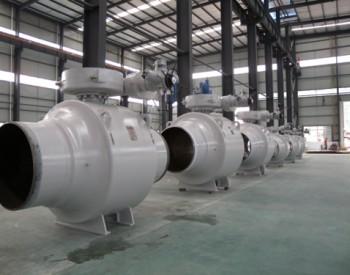 中卫市5万立方<em>液化天然气应急储备</em>项目开工