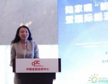 金淑萍:集众智合众力 中国海油创新助力<em>天然气</em>产业健康发展