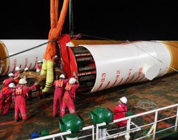 三峡阳西沙扒海上风电项目计划9月底首批机组并网发电