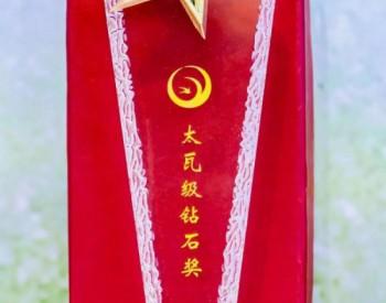 华为获SNEC2019最高奖项——太瓦级钻石奖
