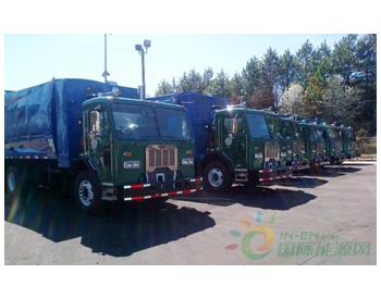 亚特兰大公司测试吸附天然气轻型卡车 充气时间减少60%