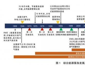 <em>张运洲</em>:我国综合能源服务一体化发展模式研究