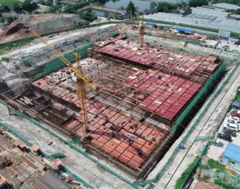 3万吨/天:四川省眉山市彭山推进<em>地埋式污水处理厂</em>PPP项目建设中
