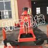 煤矿巷道用深层打孔取芯ZLJ-700履带式钻注