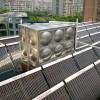 宾馆 浴场 泳池 学校 医院 大型太阳能热水工程系统