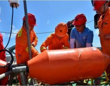 天然气水合物关键<em>探测技术</em>完成功能性海试