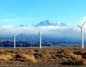 金风科技助推甘肃发展 风机转出绿色动能美丽风景