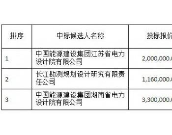 中标|中广核<em>江苏淮阴</em>刘老庄52.5MW<em>风电项目</em>勘察设计中标候选人公示
