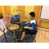 青岛架子鼓教室环保聚酯纤维吸音板厂家