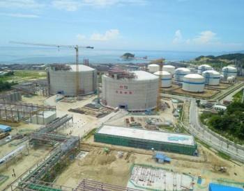 华丰中天LNG<em>储配站</em>项目配套码头工程使用港口岸线获批