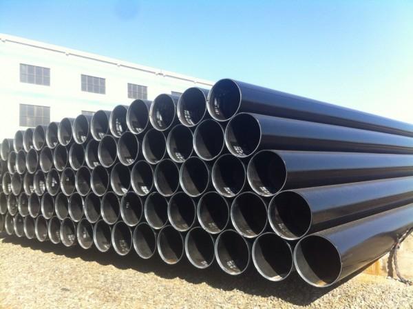 沧州供应LSAW埋弧焊管API 5L X42埋弧焊接钢管招商