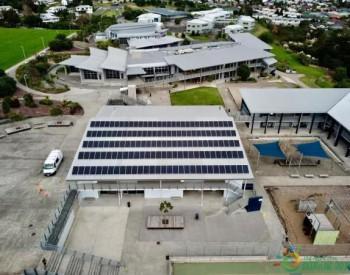 拥有太阳能系统新西兰家庭中30%拥有储能电池