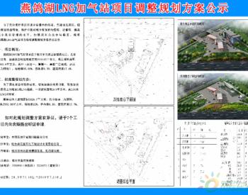 银川:燕鸽湖LNG<em>加气站项目</em>规划方案公示