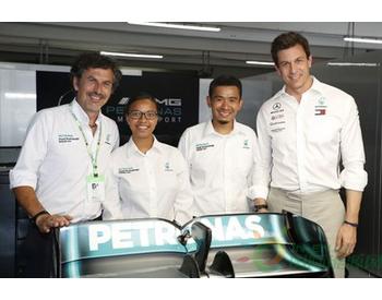 马来西亚国家石油公司寻找F1赛道流体工程师