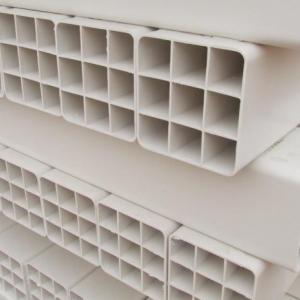 供应全国5G通讯工程专用管材PVC107九孔格栅管厂家直供